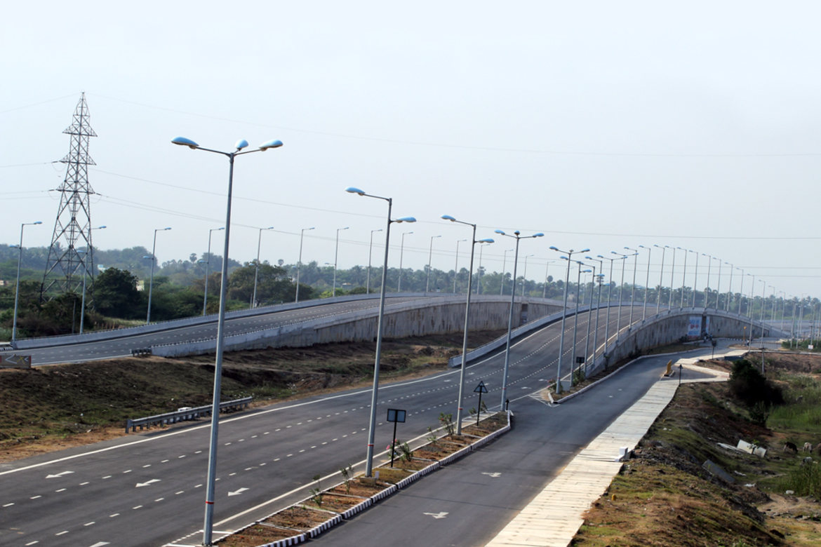 NHAI, Ring Road, Chennai
