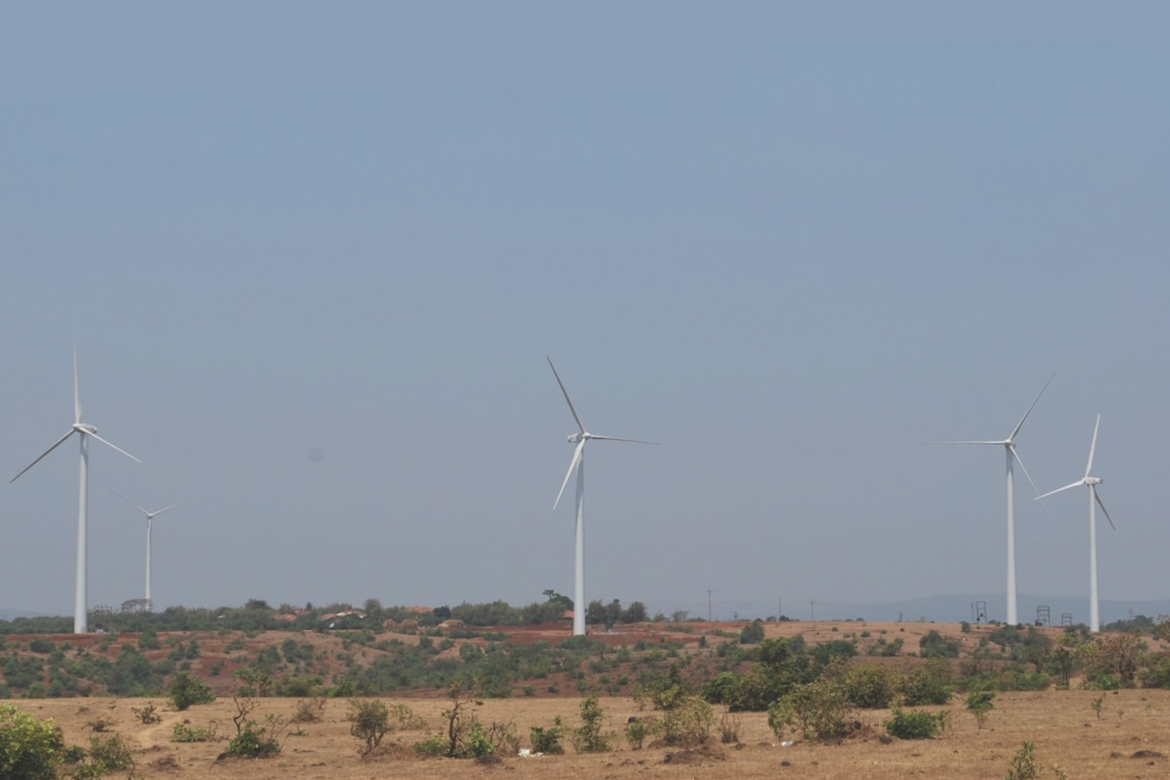 Gamesa Wind Turbines, Kolhapur