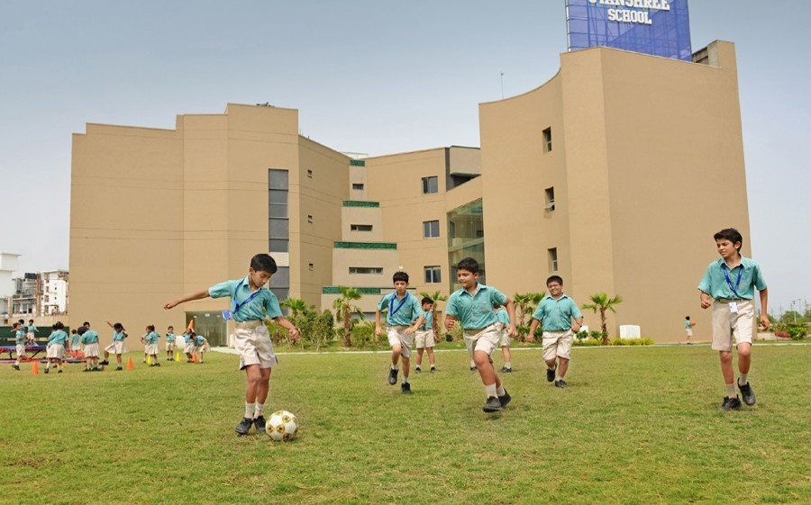 Haldiram Educational Society, Noida